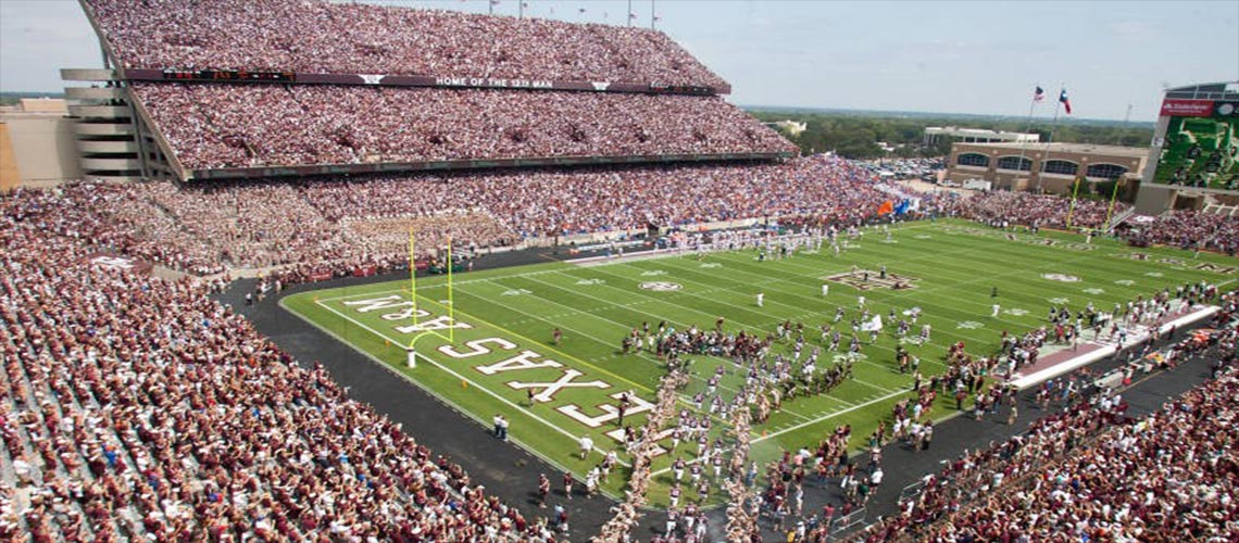 Texas A&M Aggies Football